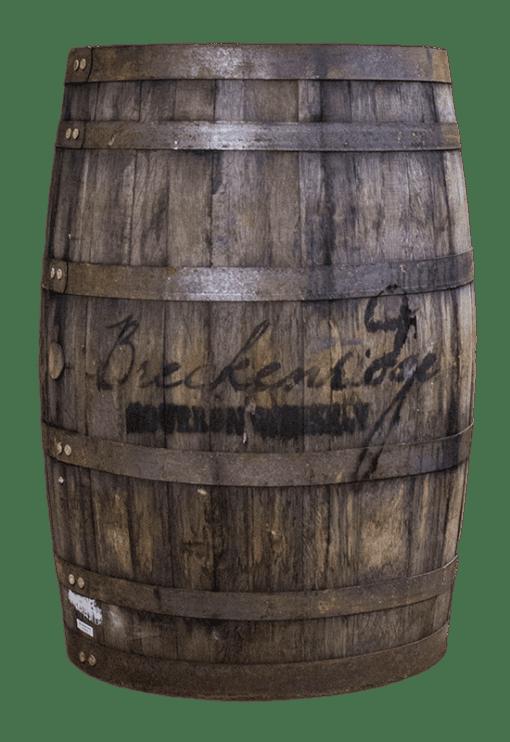 Barrel - Breckenridge Bourbon