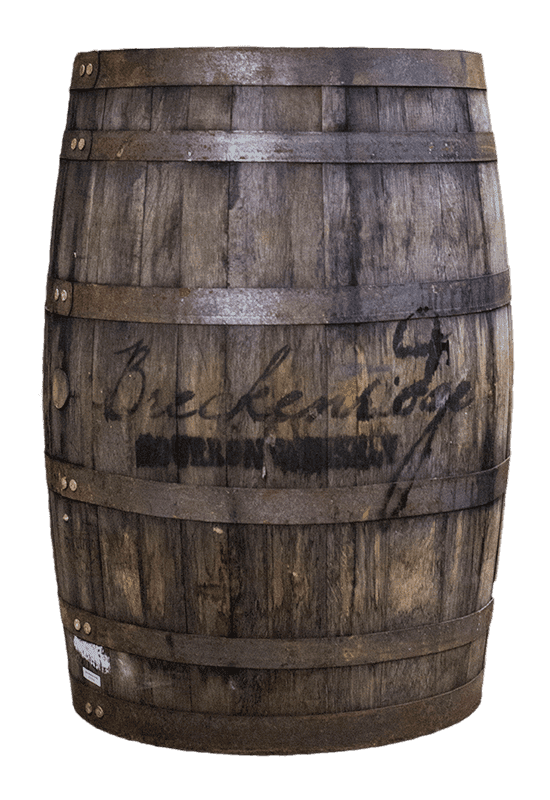 Barrel - Breckenridge Bourbon