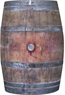 Barrel of Breckenridge Bourbon