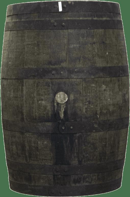 A barrel of St Croix rum