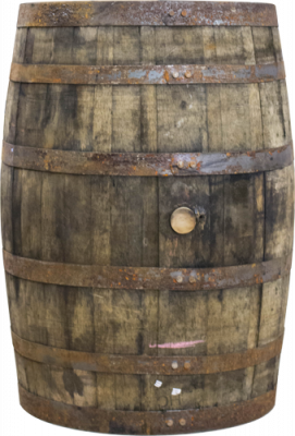 Barrel - Lawrenceburg Bourbon
