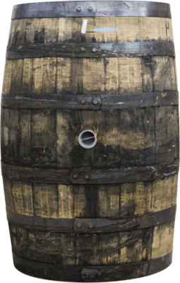 Early Times Whiskey Barrel