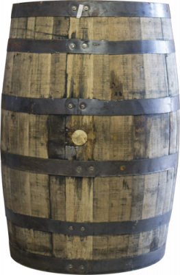 Barrel of Heaven Hill Whiskey