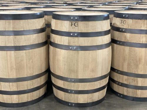 Used Oak Wine Barrels 1- Rocky Mountain Barrel Company